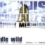 """Dennis Gonzalez's Spirit Meridian """"Idle Wild"""" CD"""