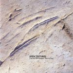 "Carlos Bechegas + Barry Guy ""Open Textures"" CD sleeve"
