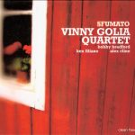 "Vinny Golia Quartet ""Sfumato"" CD sleeve"