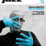 Jazz.pt magazine #21 November/ December 2008 cover