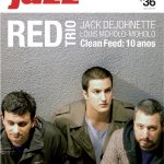 Jazz.pt magazine #36 May/ June 2011 cover