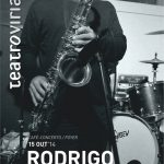 Rodrigo Amado Hurricane concert program