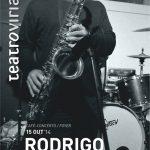 Rodrigo Amado Hurricane concert program
