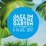 Jazz im Goethe Garten 2016 festival program