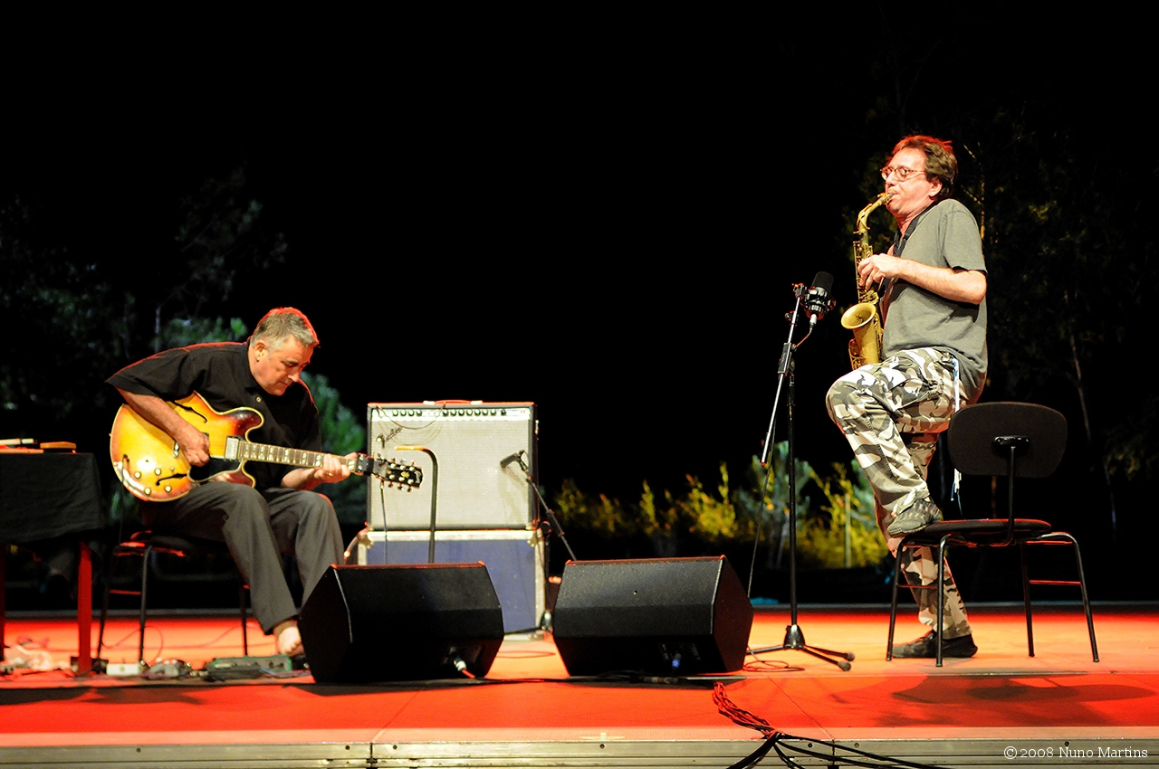 Fred Frith & John Zorn