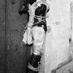 door handle puppet