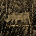 """Diceros """"Urze"""" CD sleeve by Carlos Santos"""