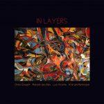 """Onno Govaert + Marcelo dos Reis + Luis Vicente + Kristjan Martinsson """"In Layers"""" CD sleeve"""