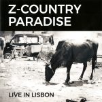 """Z-Country Paradise """"Live In Lisbon"""" CD sleeve"""