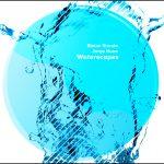 "Blaise Siwula + Jorge Nuno ""Waterscapes"" CD sleeve"