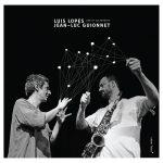 """Luis Lopes + Jean-Luc Guionnet """"Live at Culturgest"""" CD sleeve"""