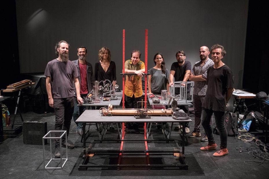 Gustavo Costa, Ricardo Jacinto, Angelica Salvi, Lukas Ligeti, Joana Gama, Henrique Fernandes, Tiago Lopes & Alberto Lopes