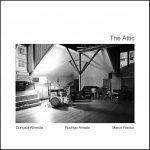 "Gonçalo Almeida + Rodrigo Amado + Marco Franco ""The Attic"" CD"