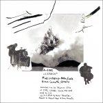 """Fred Lonberg-Holm & Simon Camatta 7"""" split cover"""