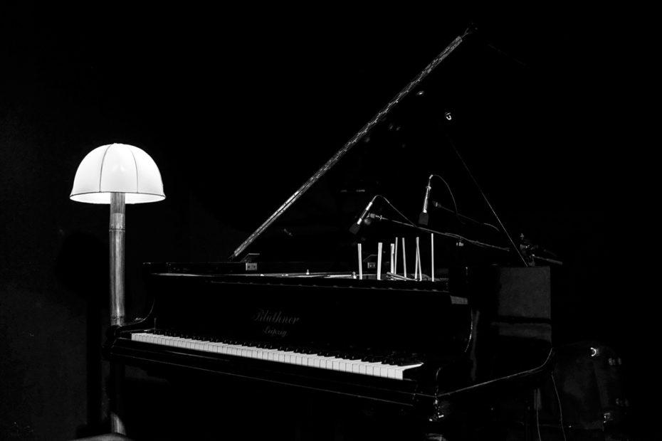 Marina Dzukljev's piano