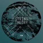 """String Theory """"Tin"""" CD cover"""
