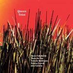 """Marie Takahashi + Maria do Mar + Ernesto Rodrigues + Helena Espvall + João Valinho """"Queen Triot"""" CD sleeve"""