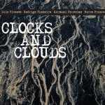 """Clocks And Clouds """"Clocks And Clouds"""" CD sleeve"""