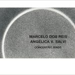 """Marcelo dos Reis & Angelica Salvi """"Concentric Rinds"""" CD sleeve"""