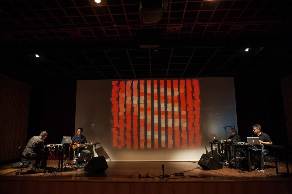 ZNGR Electroacoustic Ensemble