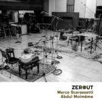"Marco Scarassatti & Abdul Moimême ""ZerOut"" sleeve"
