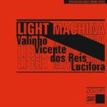 """Valinho + Vicente + dos Reis + Lucifora """"Light Machina"""" cd sleeve"""
